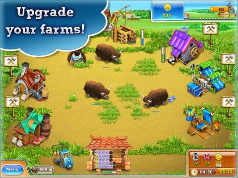 Farm Frenzy 3 HD   Articles   Pocket Gamer
