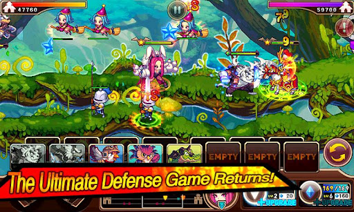 Arel Wars 2 hates tablets, but does look mighty pretty for a CvC game