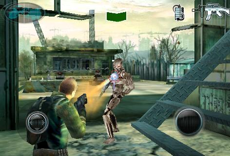 Terminator Salvation now live on the App Store
