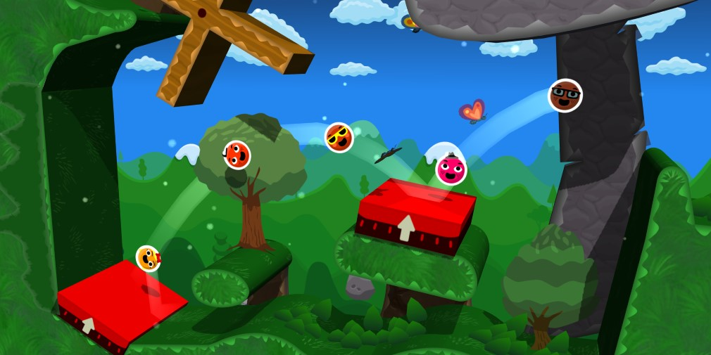 Mobile classic Rolando is coming back with shinier graphics in Rolando: Royal Edition
