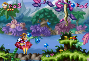 A classic is back: The original Rayman is now out on mobile