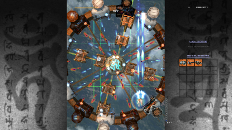 Ikaruga pew pew pews its way onto Switch this month