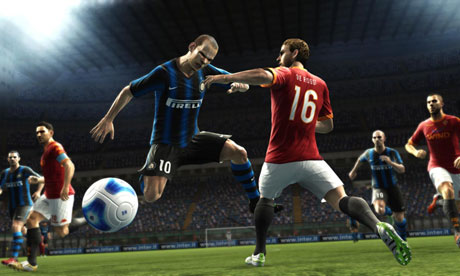 Win 2 tickets to Arsenal's Emirates Stadium by playing PES 2012 via OnLive