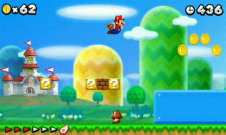 New Super Mario Bros. 2 coming to 3DS this August