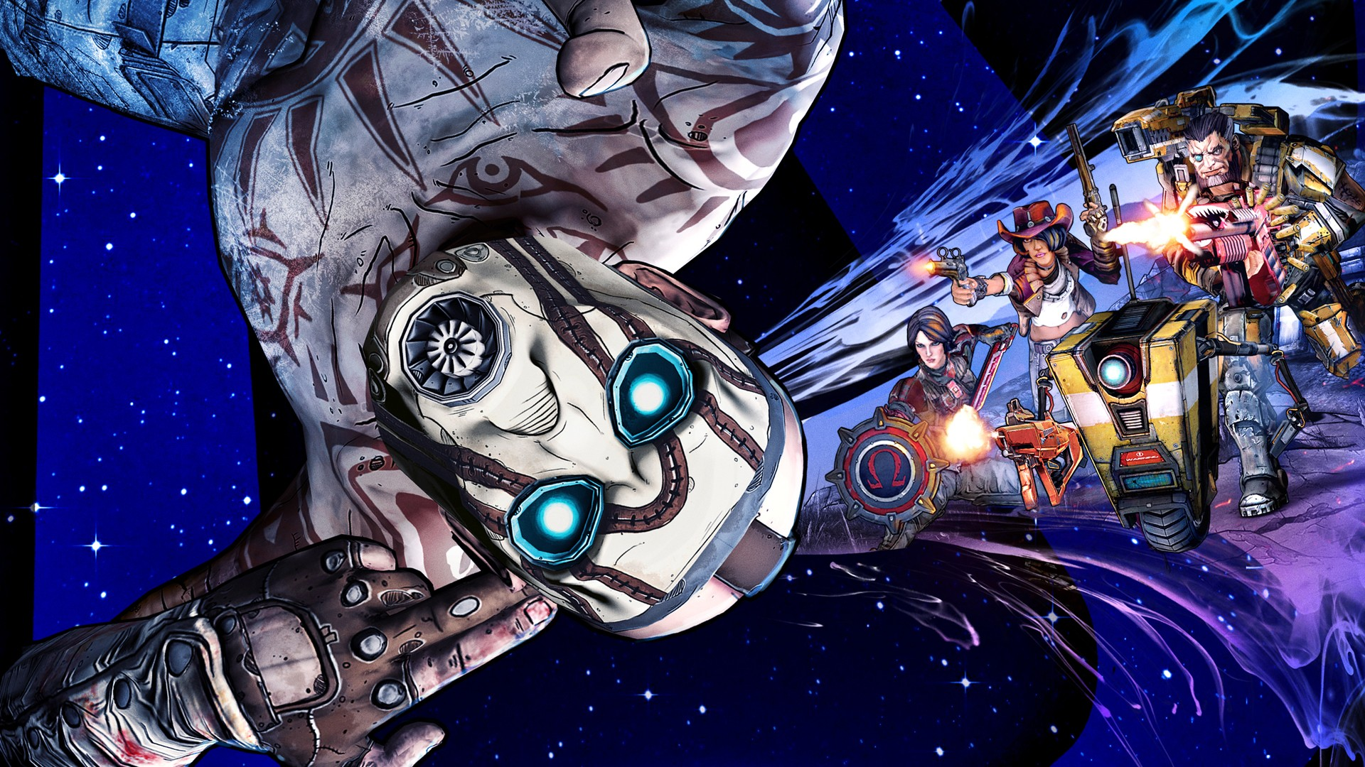 A guide to leveling up in Borderlands: The Pre-Sequel on NVIDIA SHIELD
