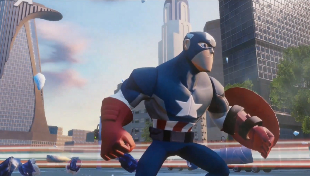 Avengers assemble - Disney Infinity Marvel Superheroes coming to iPad and PC tablets this fall
