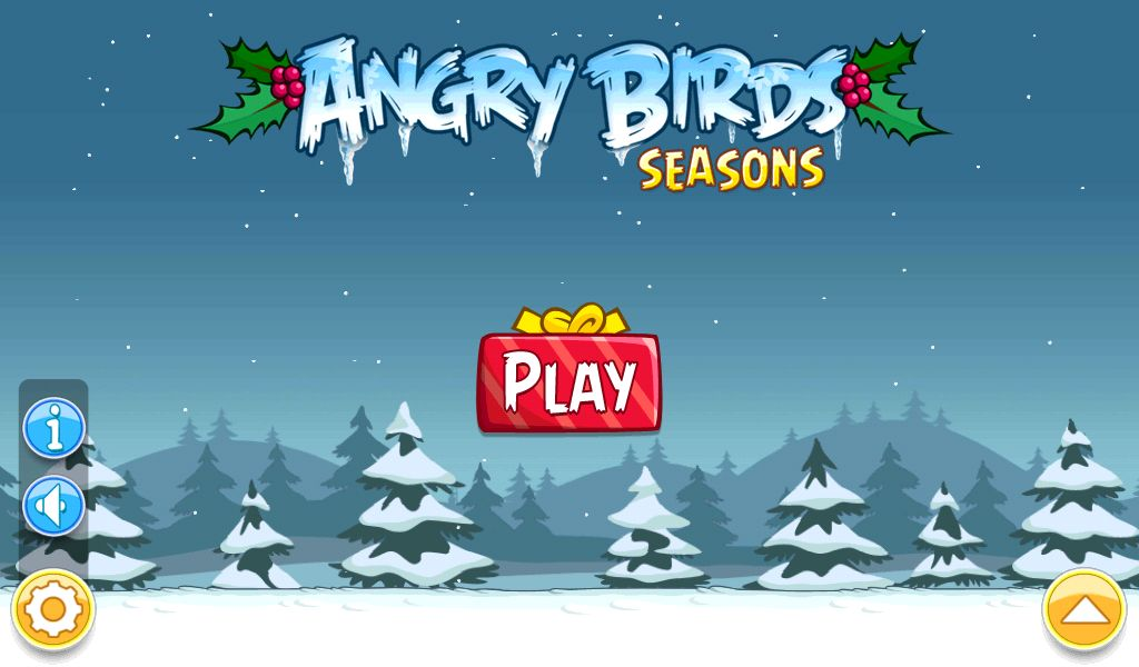 Angry Birds Christmas renamed Seasons, out now on Android, hitting the App Store 'within hours'