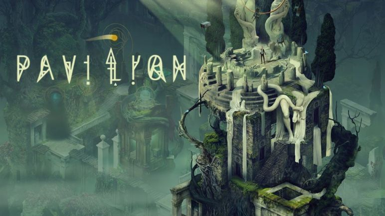 Creating the strange dreamlike 'Fourth-Person' adventure, Pavilion