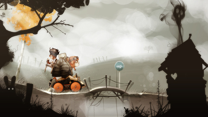 Taxi Journey needs a boost on Kickstarter to bring the pleasant looking game to tablets and PS Vita