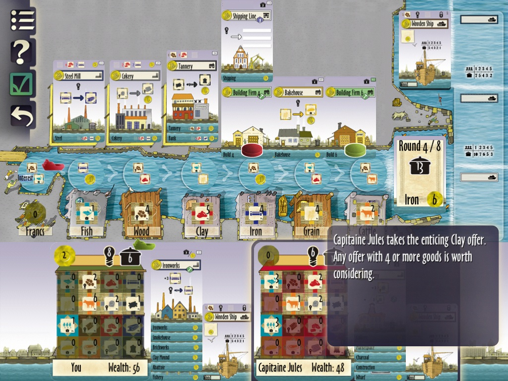 Some of the best euro board games on the App Store are on sale for ridiculously cheap right now