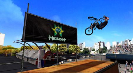 Skateboarding and BMX title MegaRamp now available exclusively on Xperia devices