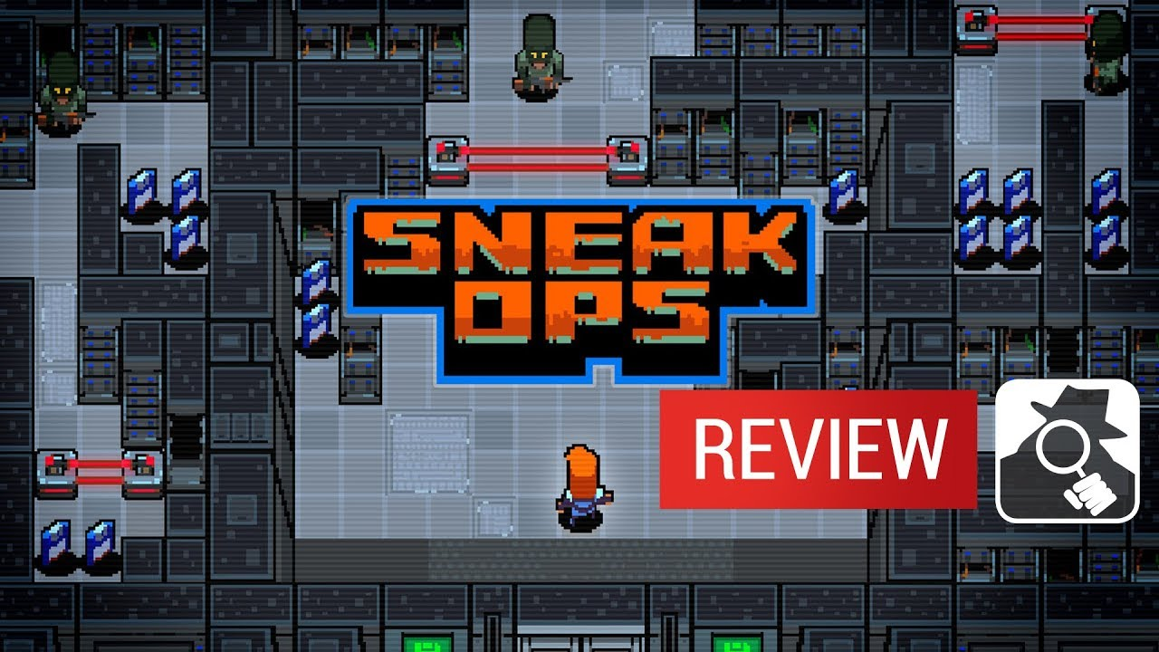 Sneak Ops video review