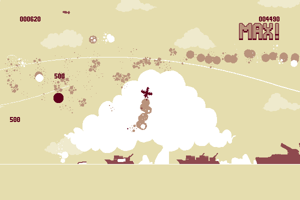 Oh hey, you can get Gold Award winner Luftrausers on an Amazon Fire TV now