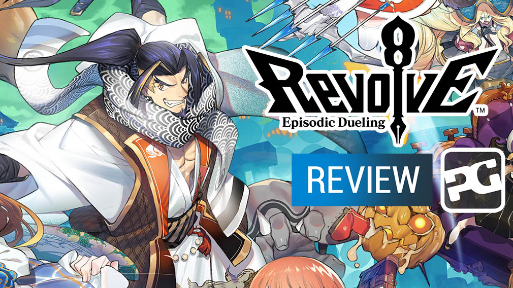 "Resolve8 video review - ""Sega brings anime flavour to Clash Royale"""