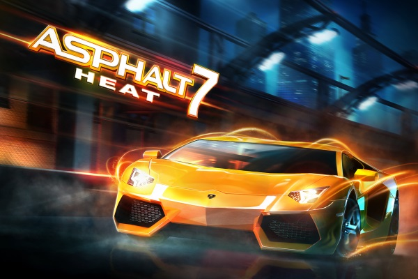 [UPDATE] Asphalt 7: Heat out on Android today - fully optimised for Xperia Play