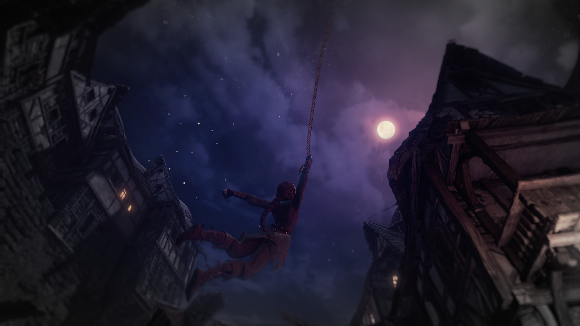 Befriend the Shadows and Manipulate Time in Shadwen on NVIDIA SHIELD