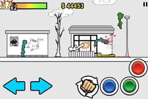 Free iPhone game: AngerOfStick - Friend
