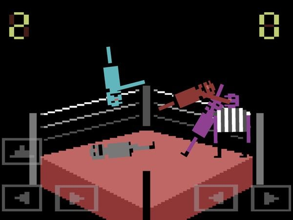 Wrassling lets you take on friends and family with new multiplayer update