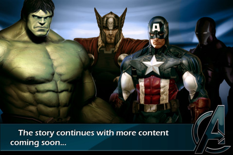 [Update] Marvel sends Captain America into the fray in Avengers Initiative game