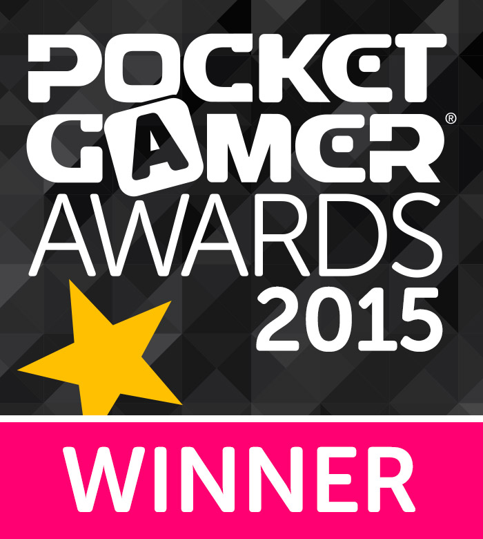 The Pocket Gamer Awards 2015 winners announced