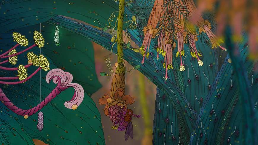 Hands-on with Micro Macro Games's gorgeous point-and-click adventure Morphopolis