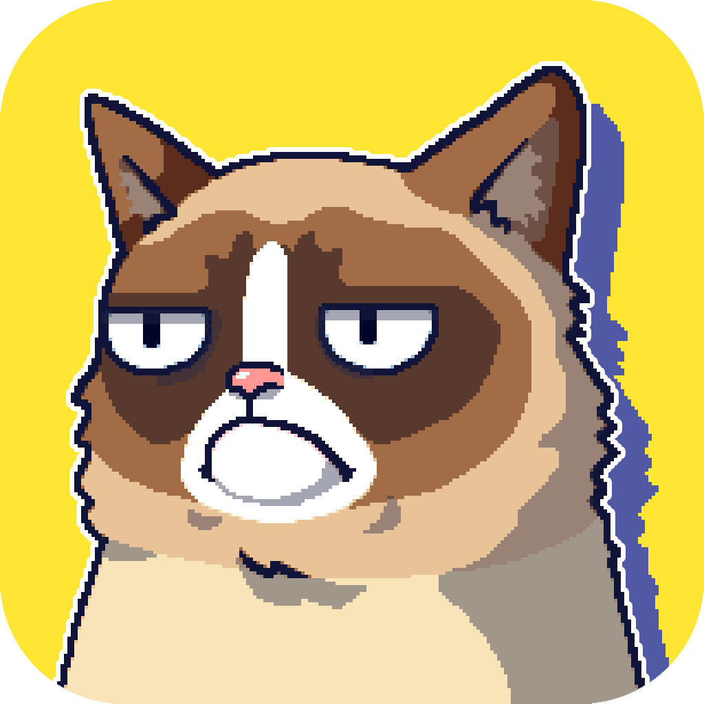 Have an awful time in Grumpy Cat's first mobile game, coming to iOS and Android later this year