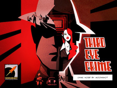Out at midnight: Third Eye Crime is a stealth game with a psychic twist