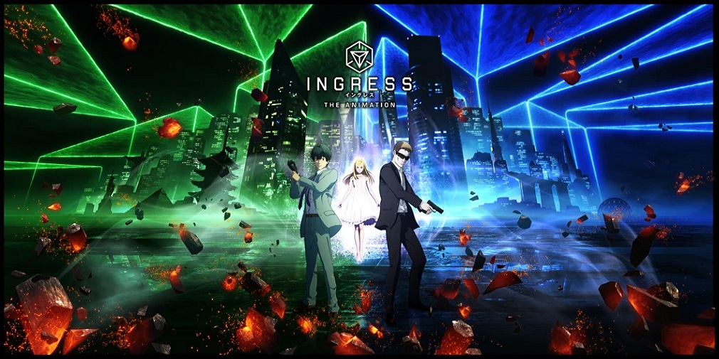 Watch: Release trailer for Ingress' tie-in Netflix series, Ingress: the Animation