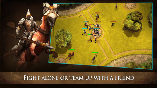 The Pugs of War have been unleashed as Ember Conflict is out on iOS right now