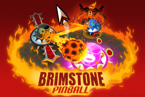 Tilt to Live 2: Redonkulous gets even more ridiculous with the Brimstone Pinball DLC