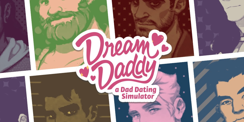 "Dream Daddy review - ""A charming dating sim with a slightly iffy port"""