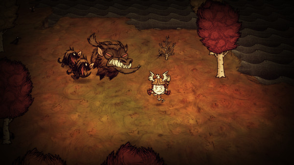 Klei's Don't Starve bring surreal survival and starvation to Android