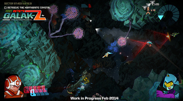 PS Vita version of cel-shaded shooter Galak-Z cancelled due to technical limitations