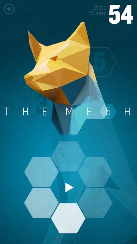Clever puzzler The Mesh is free for the first time on the App Store