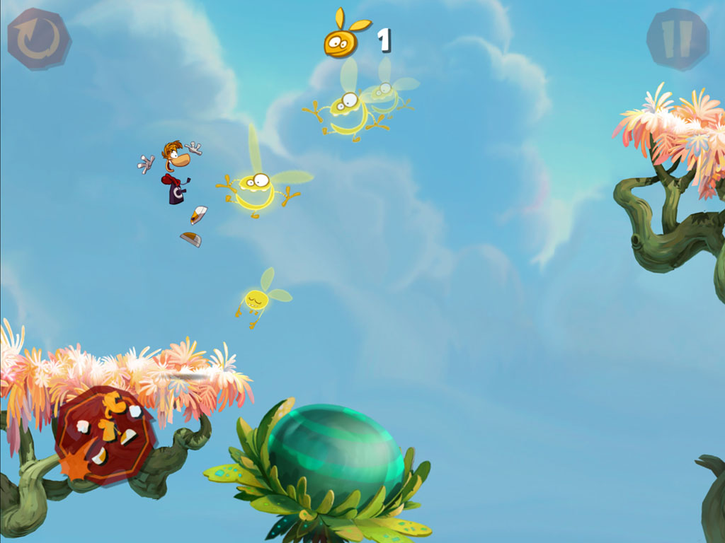 Rayman Jungle Run can now be yours for 99c / 69p