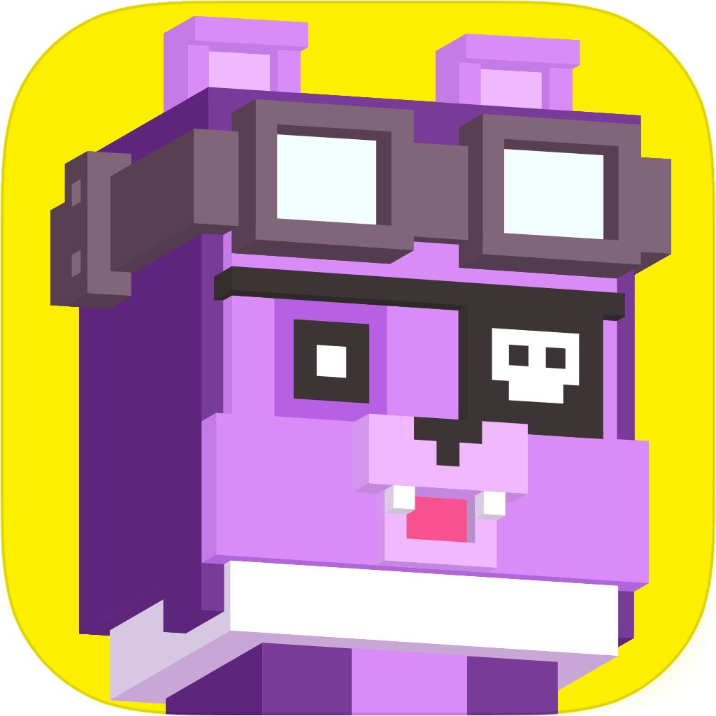 Crossy Road and Shooty Skies are the new hardcore, and you're going to have to deal with it