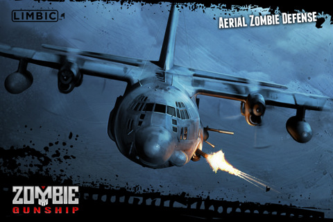 Rain undeath from above on your Nexus 7 - Zombie Gunship comes to Android