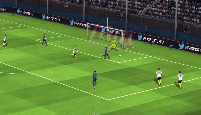Unlike FIFA 16, the new FIFA for mobile won't have female players