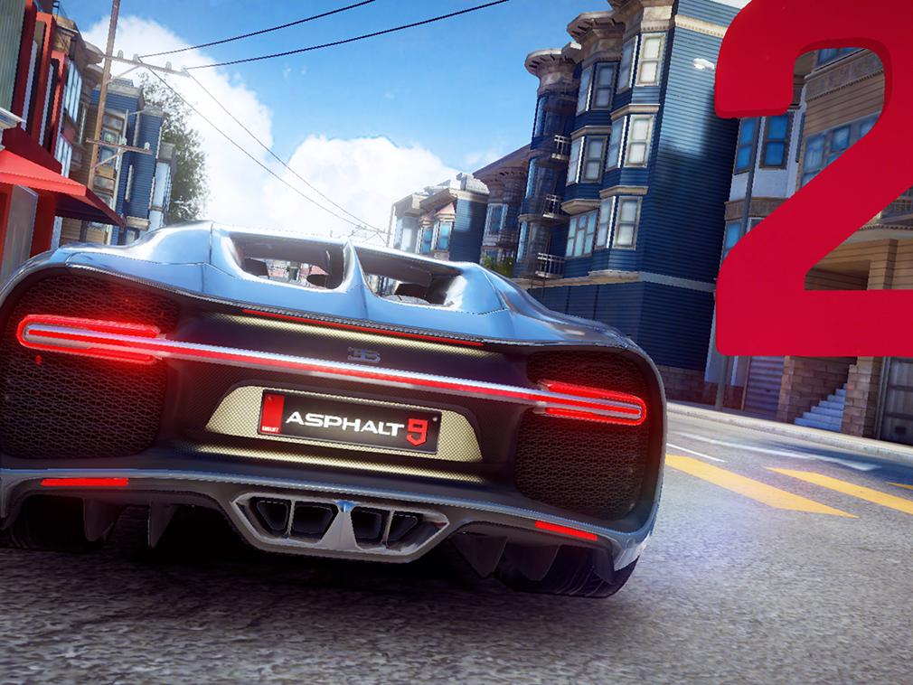 Asphalt 9: Legends cheats and tips - Everything you need to earn a Bugatti Chiron