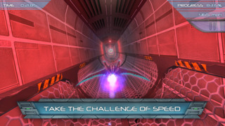 Out at midnight: Air Race Speed is a fast-paced futuristic racer for iPad and iPhone