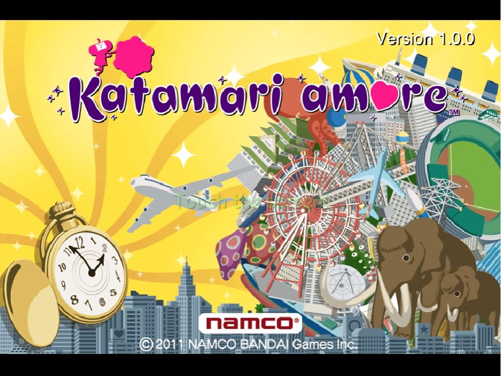 Katamari Amore