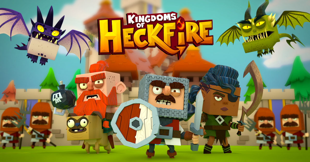 Kingdoms of Heckfire tips and tricks - How to build the strongest kingdom in the realm