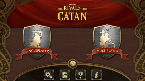 Out at midnight: Decide the destiny of a fictional continent in The Rivals for Catan