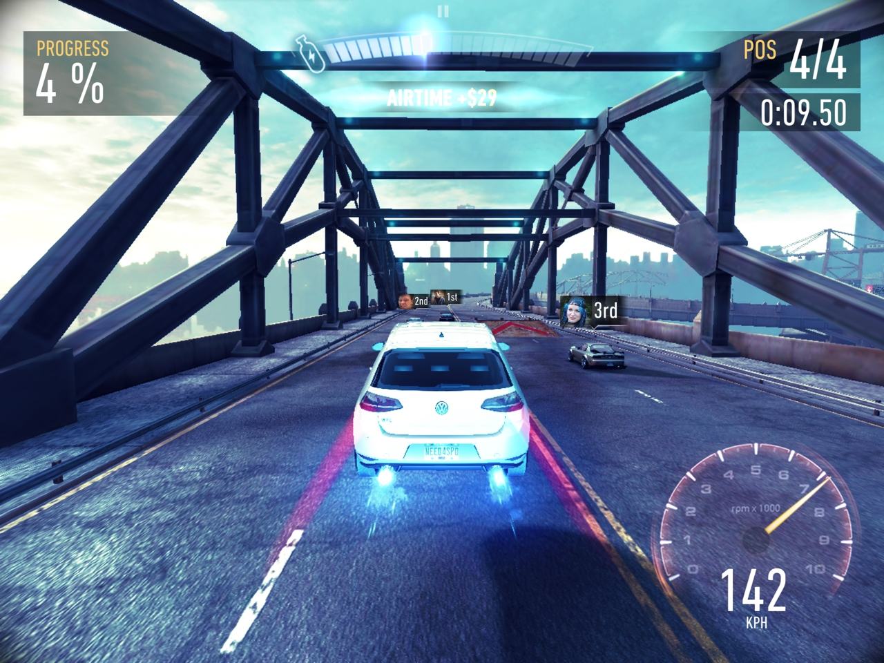 Need for Speed: No Limits - Well, I mean technically there are limits
