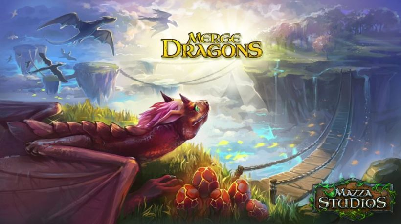 Merge Dragons! is set to release in China for Android and iOS