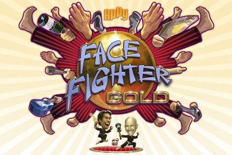 Appy releases FaceFighter Gold, and it's free for one day