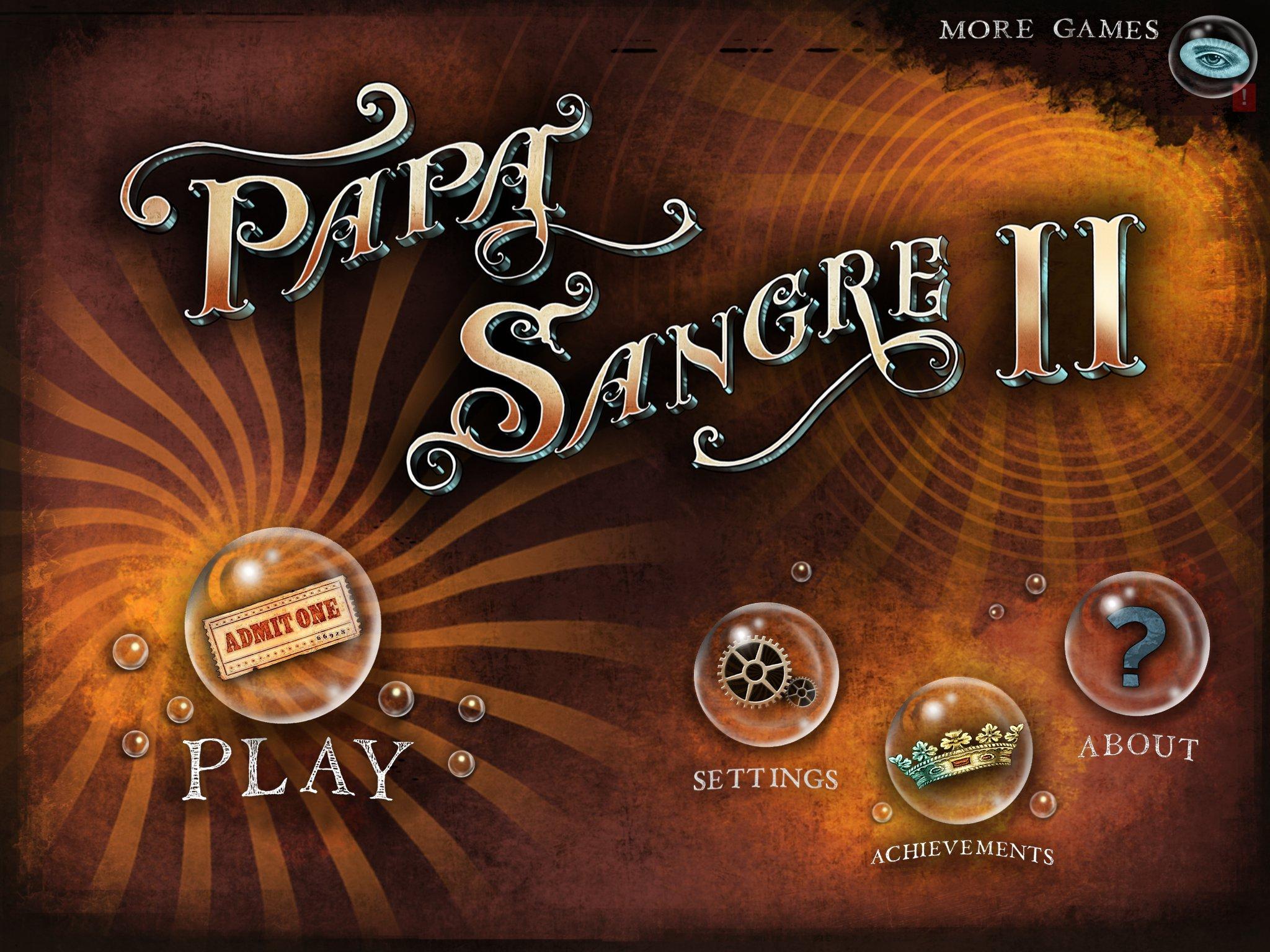 Spooky Gold Award-winning audio adventure Papa Sangre II is free on iOS for today only