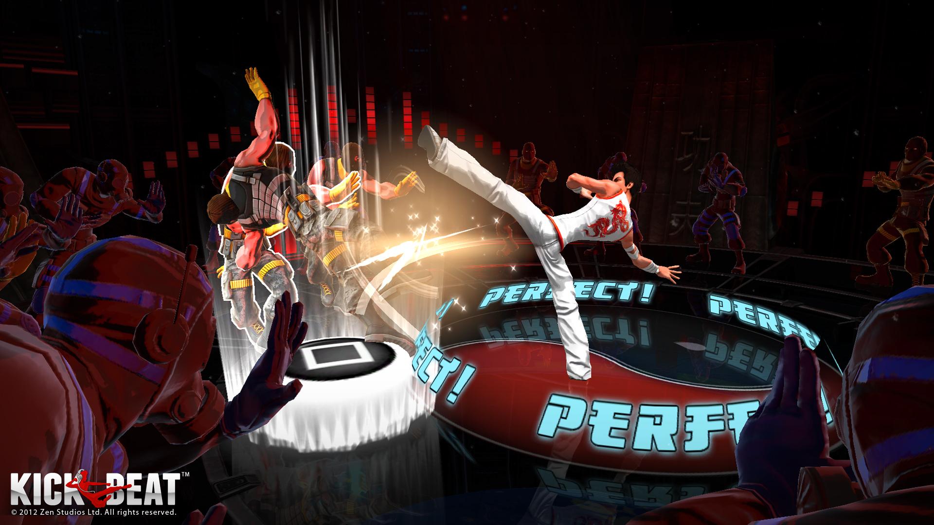 KickBeat PS Vita, screenshot 22