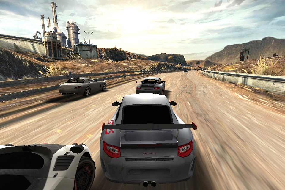 Need for Speed: The Run coming to iPhone and iPad