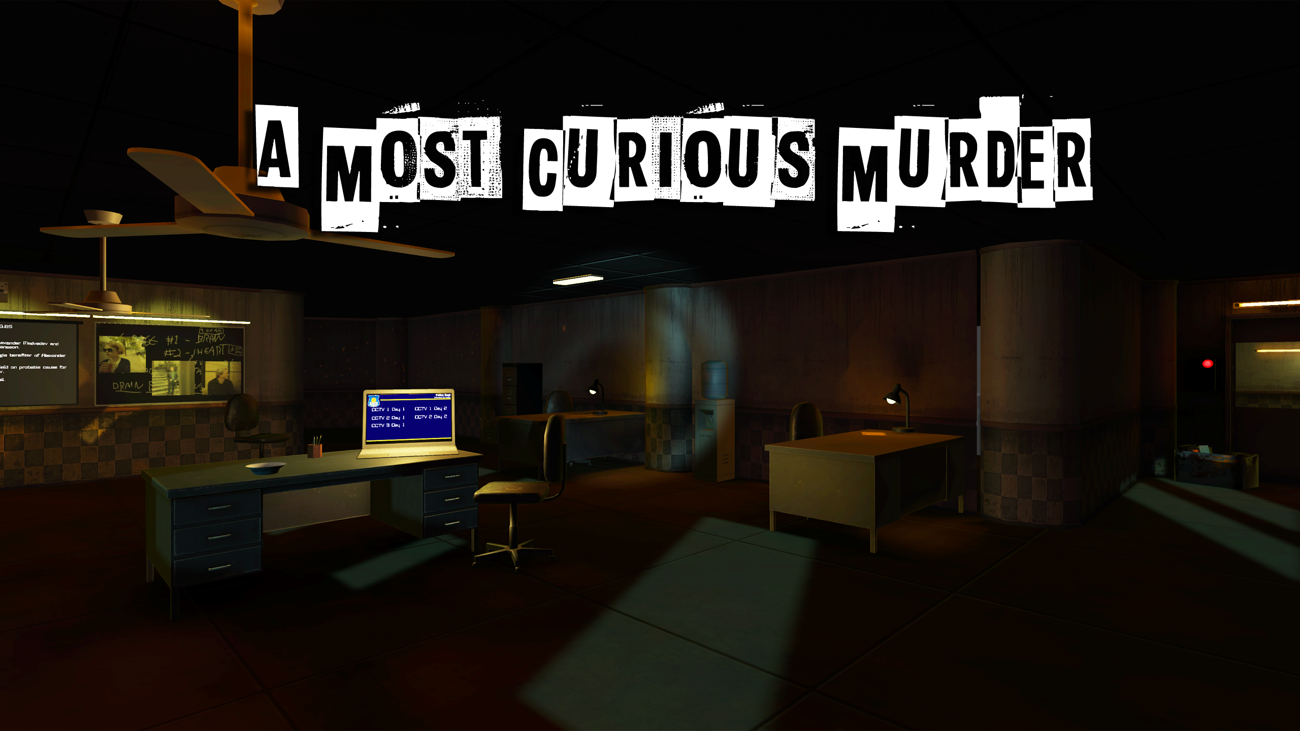 PGConnects: A Most Curious Murder is an immersive VR murder mystery for Gear VR